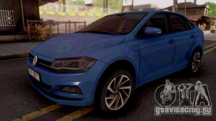 Volkswagen Polo 2019 для GTA San Andreas