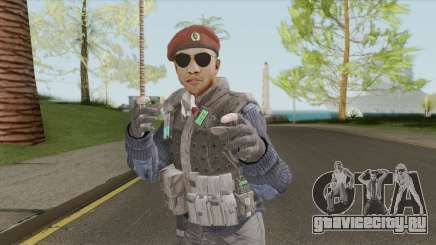Colussus Militia V2 (Call Of Duty: Black Ops II) для GTA San Andreas