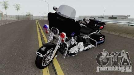 Harley-Davidson FLHTP - Electra Glide Police 2 для GTA San Andreas