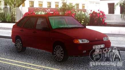 Lada Samara 2109 для GTA San Andreas