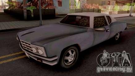 Yardie Lobo GTA III Xbox для GTA San Andreas