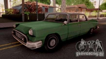 Glendale GTA VC Xbox для GTA San Andreas