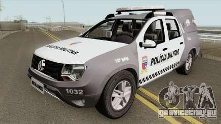 Renault Duster Oroch (PMRN Rio Grande Do Norte) для GTA San Andreas
