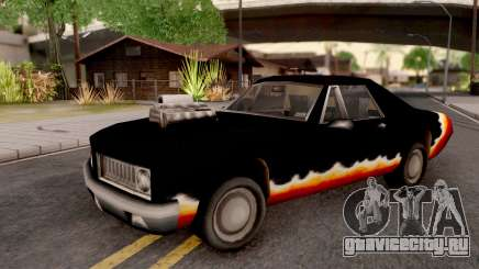 Diablo Stallion from GTA 3 для GTA San Andreas