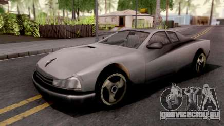 Cheetah GTA III Xbox для GTA San Andreas