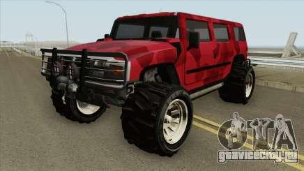Patriot Army GTA V для GTA San Andreas