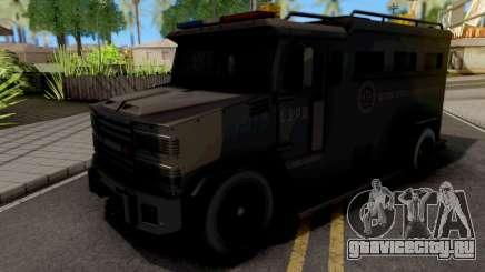 Brute Enforcer GTA 5 для GTA San Andreas