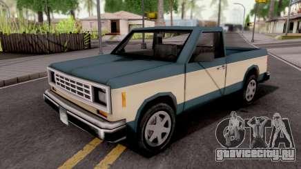 Bobcat GTA VC Xbox для GTA San Andreas