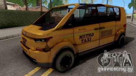Metro Taxi 2054 для GTA San Andreas