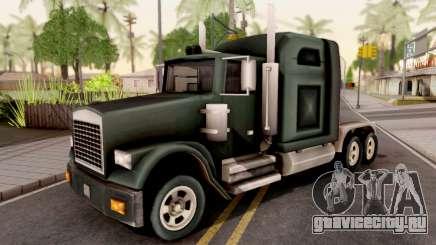 Linerunner GTA III Xbox для GTA San Andreas