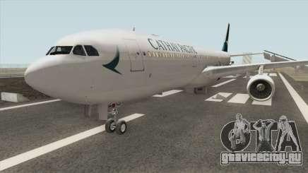 Airbus A330-300 RR Trent 700 (Air Canada) для GTA San Andreas