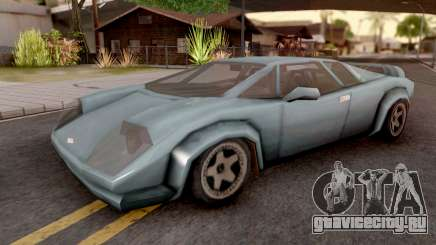 Infernus from GTA VC для GTA San Andreas