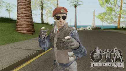 Colussus Militia V3 (Call Of Duty: Black Ops II) для GTA San Andreas