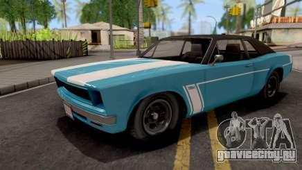 Declasse Tampa GTA 5 для GTA San Andreas