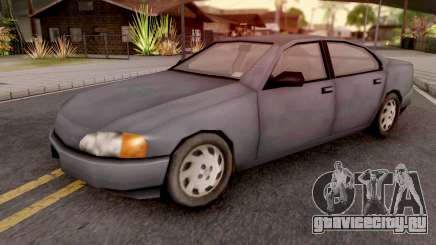FBI Kuruma from GTA 3 для GTA San Andreas