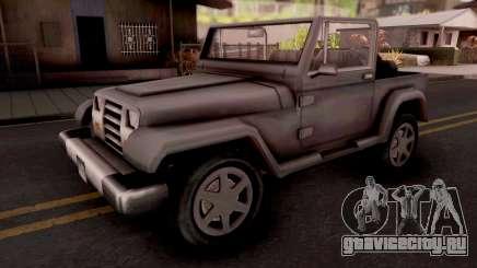Mesa Grande GTA VC Xbox для GTA San Andreas