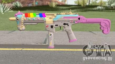 Call Of Duty Black Ops 4: GKS (Tactical Unicorn) для GTA San Andreas