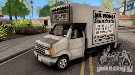 Mr Wongs GTA III Xbox для GTA San Andreas
