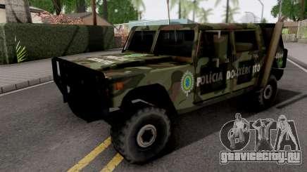Patriot Exercito Brasileiro для GTA San Andreas