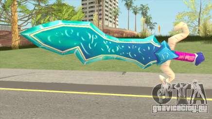 Cartoon Sword для GTA San Andreas
