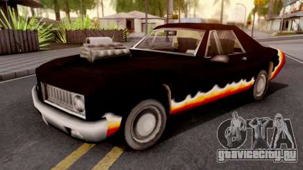 Diablo Stallion GTA III для GTA San Andreas