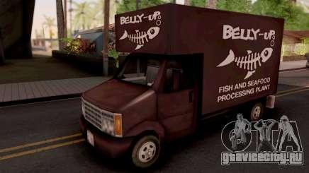 Triad Fish Van GTA III для GTA San Andreas