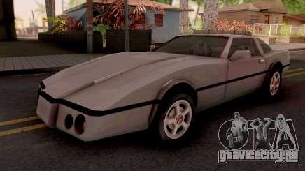 Banshee GTA VC Xbox для GTA San Andreas