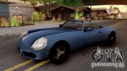 Stinger from GTA 3 для GTA San Andreas