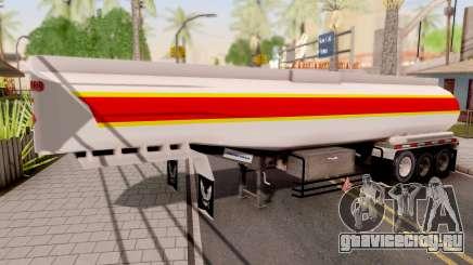 Trailer De Combustible для GTA San Andreas