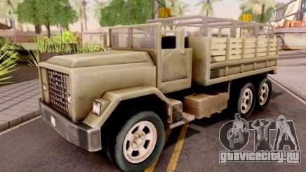 Barracks OL GTA III Xbox для GTA San Andreas