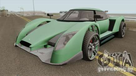 Overflod Autarch GTA V для GTA San Andreas