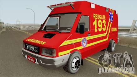 Iveco Daily Ambulance для GTA San Andreas