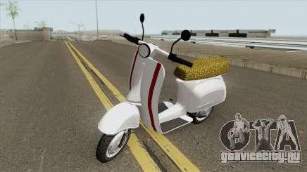Faggio GTA V для GTA San Andreas