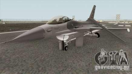 F-16C Mage Squadron для GTA San Andreas