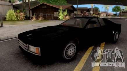 VCPD Cheetah from GTA VC для GTA San Andreas