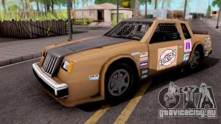 Hotring Racer B GTA VC Xbox для GTA San Andreas