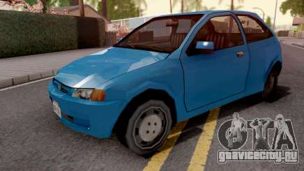 Chevrolet Celta Energy 1.4 для GTA San Andreas