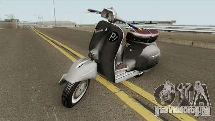 Vespa 180SS для GTA San Andreas