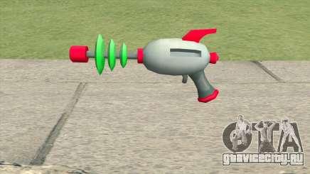 Marvins Gun From Looney Tunes: World of Mayhem для GTA San Andreas