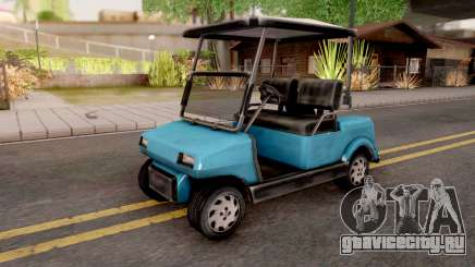 Caddy from GTA VC для GTA San Andreas