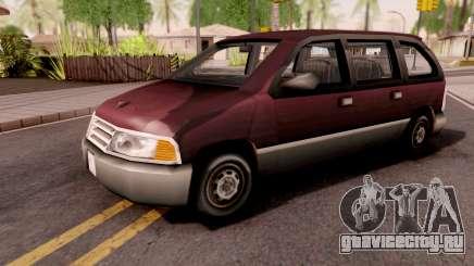 Blista GTA III Xbox для GTA San Andreas