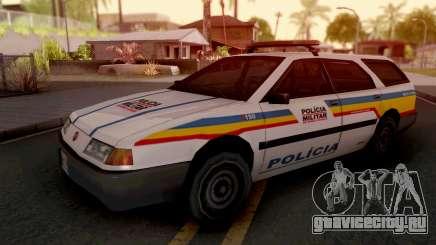 Copcarsf Policia MG для GTA San Andreas
