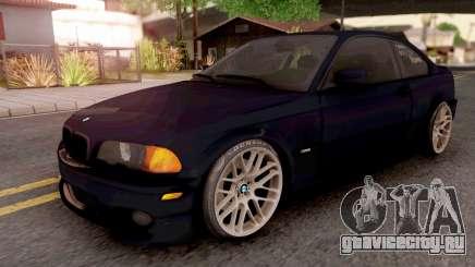 BMW E46 330Ci для GTA San Andreas