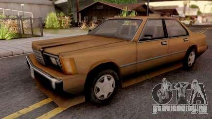Sentinel from GTA VC Brown для GTA San Andreas