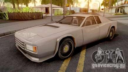 Cheetah GTA VC Xbox для GTA San Andreas