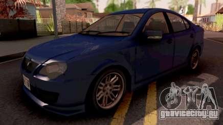 Proton Persona Elegance 3.0 Sport Edition для GTA San Andreas