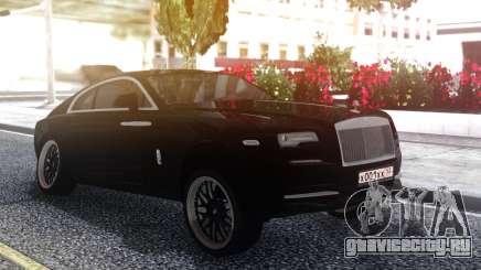 Rolls-Royce Wraith Stance для GTA San Andreas