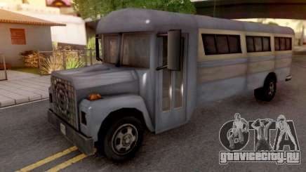 Bus from GTA VC для GTA San Andreas