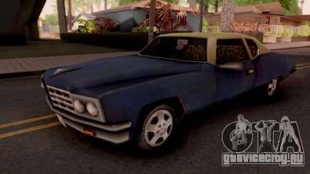 Yardie Lobo GTA III для GTA San Andreas