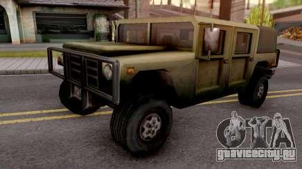 Patriot from GTA VC для GTA San Andreas